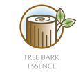 original aa tree bark essences